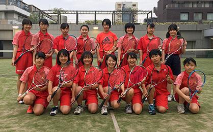 ソフトテニス部(強化指定クラブ)