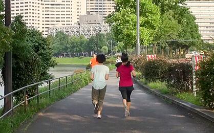 ジョギング同好会